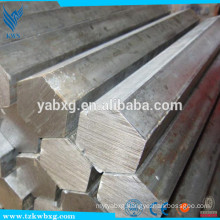 ASTM A213 hot rolled annealed S5.0 to S180.0mm Stainless steel hexagon bar