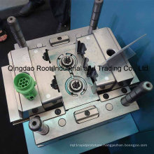 Power Connector Plastic Injection Mold
