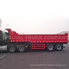 Sinotruk Semi-Trailer Dump Truck