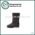 Schöne Gummistiefel neue Mode Stiefel Männer PVC Regen Stiefel des Mannes Gummistiefel A-909