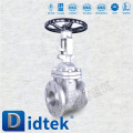 Didtek alta calidad normal de la temperatura puerta de válvulas partes