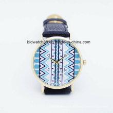 Melhor relógio impermeável com pulseira de couro
