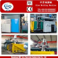5000L 3layers Máquina de moldeo por soplado de tanques de PE para fábrica de tanques