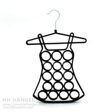 Velvet Suit Hanger, Black Velvet Hanger Hot Sale Plastic Hanger