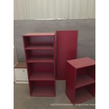 Bedroom Furniture Wood Material Bookshelf