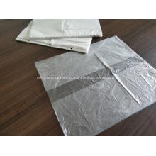 Saco de armazenamento de frutas transparentes para produtos plásticos