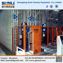 Fábrica de Dongguan Rack armazém automático Rack