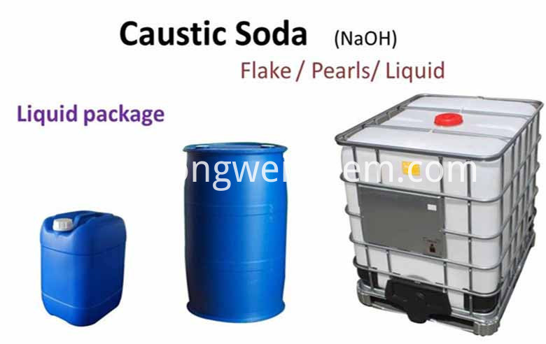 Caustic Soda Liquid