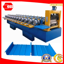 Standing Seam Metal Roof Cold Roll Forming Machinery Yx65-300-400-500