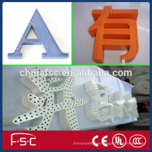 Illuminated Stainless Steel Advertising Metal Letter