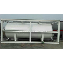 40FT / 0.7MPa LNG ISO-Tankcontainer