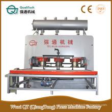 Máquina de laminación para mdf / melamina mdf máquina / placa de prensa caliente