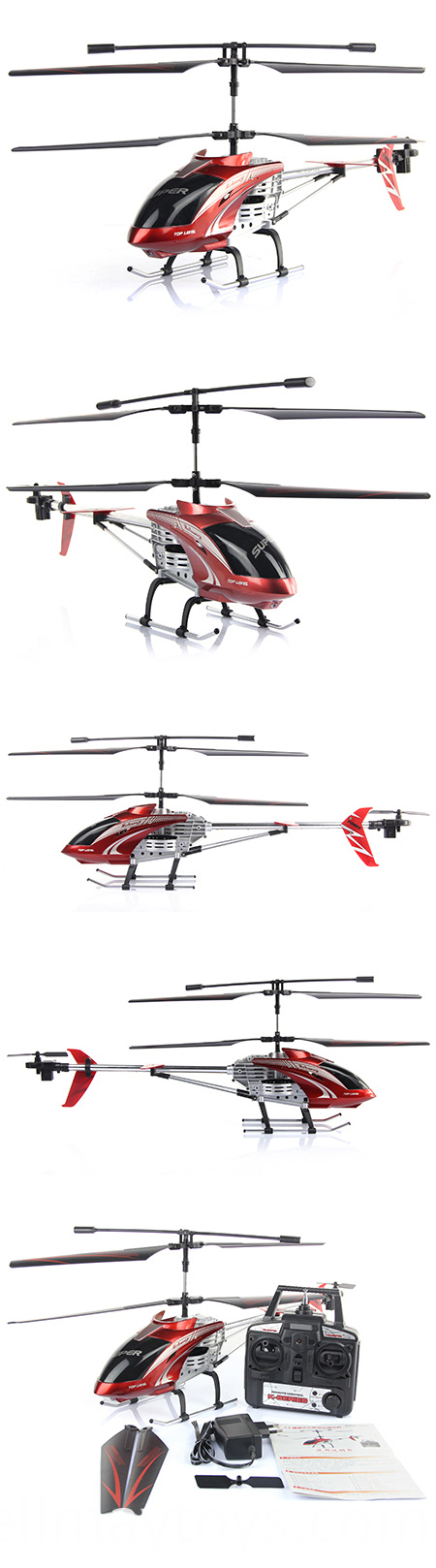 infrared control helicopter