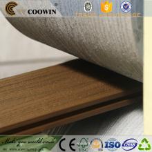 revestimento de madeira artificial ao ar livre deck de plástico deck de compósito