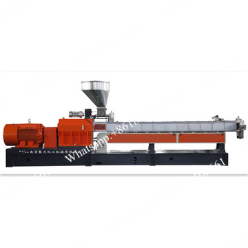 Machine de granulation en plastique biodégradable d'amidon PLA PBAT