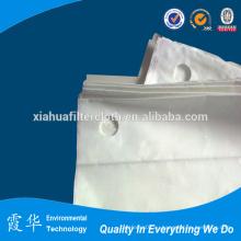 Китай поставщик фильтровальная ткань для цемента и пищевой промышленности