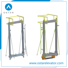 1: 1, 2: 1 Elevator Car Frame for Passenger Lifts (OS44)