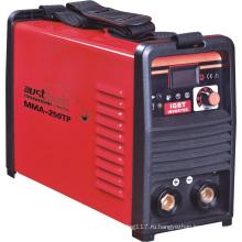 DC инвертор IGBT MMA сварочный аппарат (MMA-250TP)