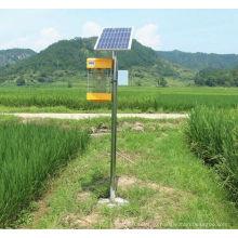 Высокоэффективный солнечный инсектицидный светильник Solar Killer Lamp