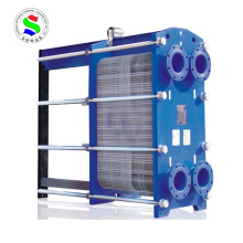 Ölkühler für Industriedichtung Wärmetauscher H17