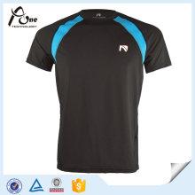 Самый новый дизайн опт Mens Blank T-Shirt Plain Gym Wear