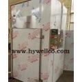 Secador de bandeja de circulación de aire caliente para sésamo