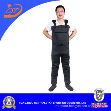 2016 New Style Men′s Waterproof Neoprene Wader (8898AN)