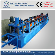 Channel Metal Angle Roll Forming Machine