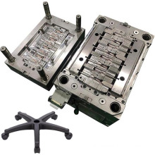 OEM precision mold for injecting pieces plastic injection office chair mould making supplier