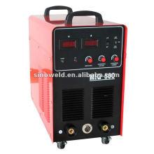 Máquina de soldagem IGBT MIG 400 do inversor