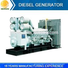 Vente chaude!!! Prime / veille / puissance continue 50HZ / 60HZ bonne qualité mitsubishi diesel generator