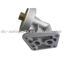 fundición a presión de aluminio para base de filtro de aceite