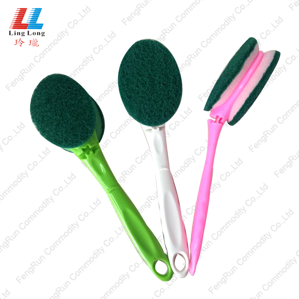 loofah cleaning sponge