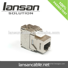 Cat5e FTP Keystone Jack forn Câble RJ45