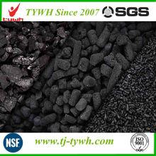 Carbón activado a base de carbón para la adsorción con oscilación de presión