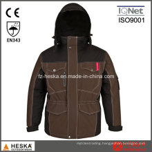Workwear Mens Waterproof Winter Custom Parka Jacket