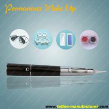 Permanent make up machine with hand piece