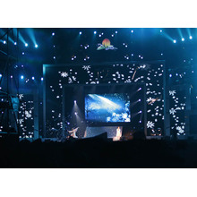Rental Outdoor Stage LED Display Seamless Splicing