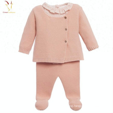 Baby Girls Winter Clothes in Cashmere Infant Clothing