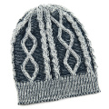 Unisex Strick Kabel Print Jacquard Winter warme Mütze Beanie (HW151)