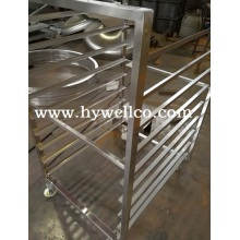 Granule Tray Model Dryer