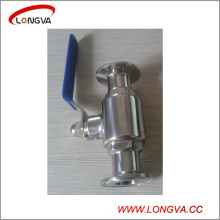 Sanitary Ball Valves with Attractive Looking