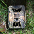 Hidden Animal surveillance HD waterproof time lapse solar security infrared thermal night vision camera