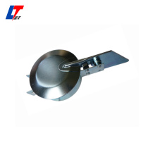 3'' stainless steel polished raincap RC300P