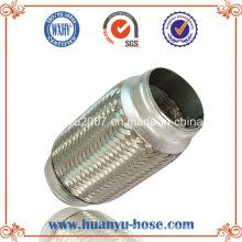 3 * 6 pouces à double couche d'échappement flexibles tuyaux