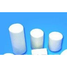 Rodillo de algodón absorbente quirúrgico / médico