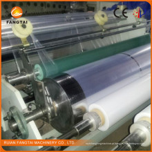 PE Estiramento Wrap Film Machine Ft-1000 única camada (CE)