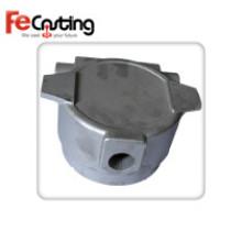 Reborde de tuberías Revestimiento de acero para accesorios con bridas