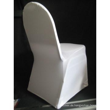 90 % Polyester 10 % Lycra Sapandex Stuhlabdeckung für Hochzeit Bankett hotel