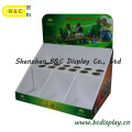 Caja de presentación de papel multifuncional, PDQ Display Box, Caja de presentación de regalo (B & C-D001)